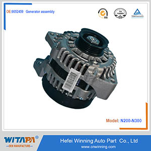 Alternator 9052459 for chevrolet n300