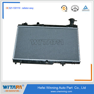Radiator S21-1301110 For Chery QQ