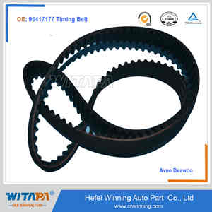 Timing Belt 96417177 For Chevrolet Aveo