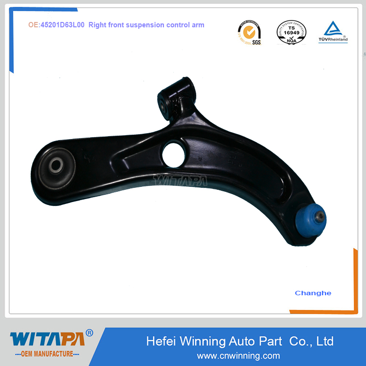 RIGHT FRONT SUSPENSION CONTROL ARM 45201-D63L00 CHANGHE