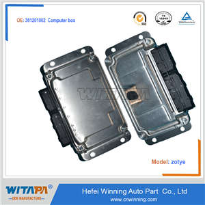 ECU 3612010-02 FOR ZOTYE