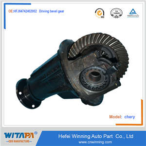 DRIVING BEVEL GEAR HFJ64742402002 FOR ZOTYE
