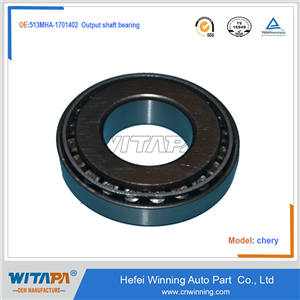 Output shaft bearing   513MHA-1701402  cheryQQ