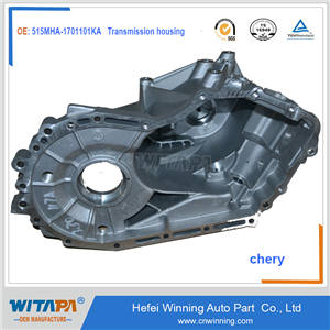 Transmission housing   515MHA-1701101KA  cheryQQ