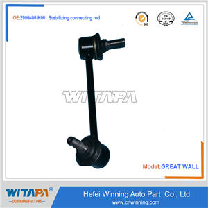 Stabilizing connecting rod  2906400-K00   Great wall