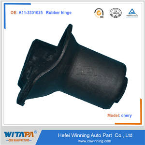 Rubber hinge  A11-3301025  Chery situation