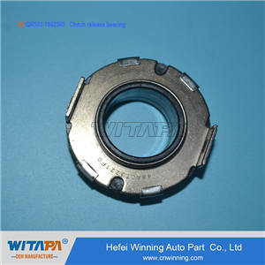 Clutch release bearing  QR523-1602500  Chery tiger